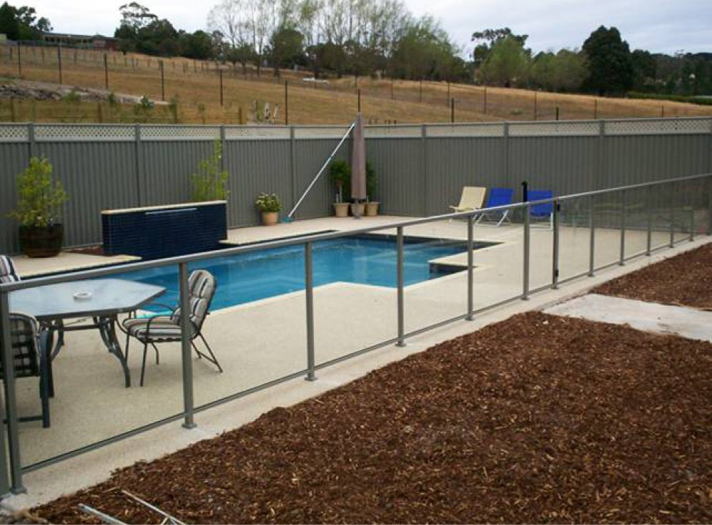Custom Pool Fencing Newcastle Amp Central Coast Castle